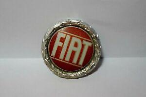 FIAT Calandre Monogramme  d'origine  - Logo - Emblème - Emblem vintage sigle