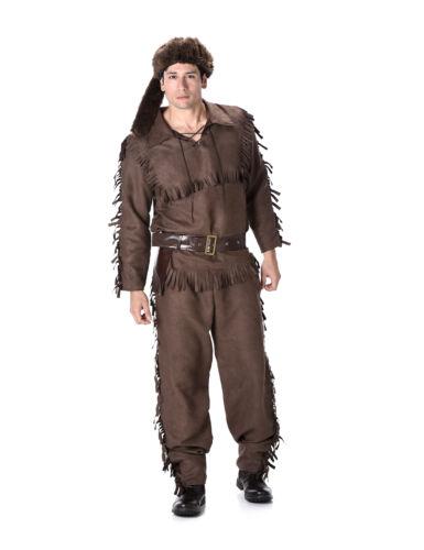 Trapper Kostüm für Herren Cod.234110