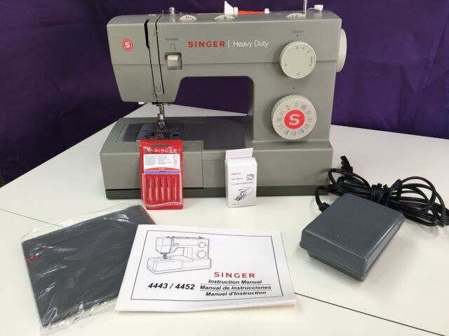 Singer 40 Heavy Duty Sewing Machine EBay Extraordinary Ebay Sewing Machines Singer