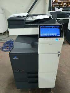 KONICA-MINOLTA-BIZHUB-C308-FULL-COLOUR-COPIER