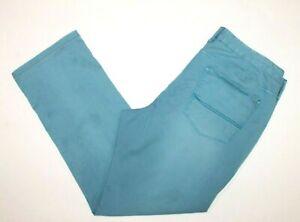 Tommy-Bahama-Men-039-s-Blue-Pants-Trousers-Actual-Size-W38-034-L31-034