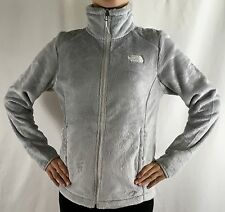 The North Face Osito 2 Women's Fleece Outdoor Jacket High Rise Grey Size Small