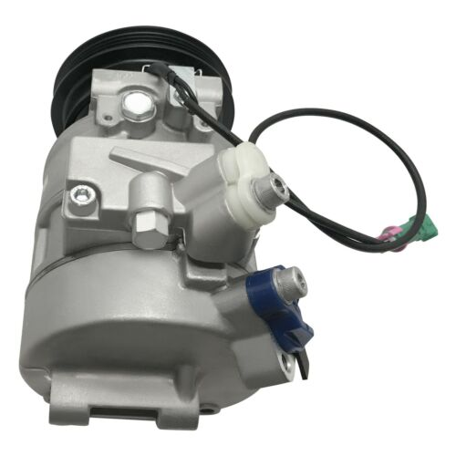 RYC Remanufactured AC Compressor and A//C Clutch IG326