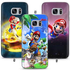 Super-Mario-Yoshi-Kid-Pour-Enfants-Etui-Coque-Samsung-Galaxy-S5-S6-S7-Edge-S8