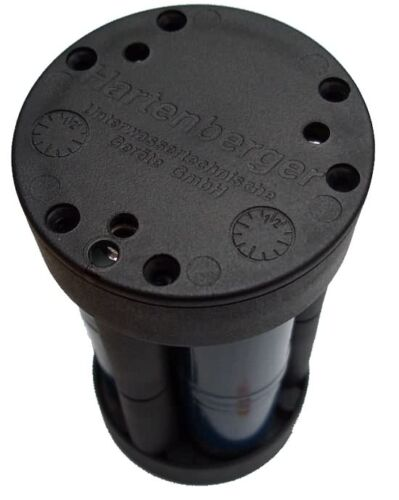 Hartenberger Mini Compact Tauchlampe Tauchlampen 5AH 7,2V Akku z.B