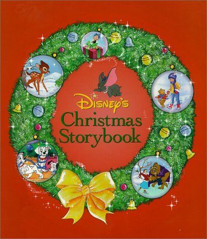 1 of 1 - Disneys Christmas Storybook Collection (Disney St