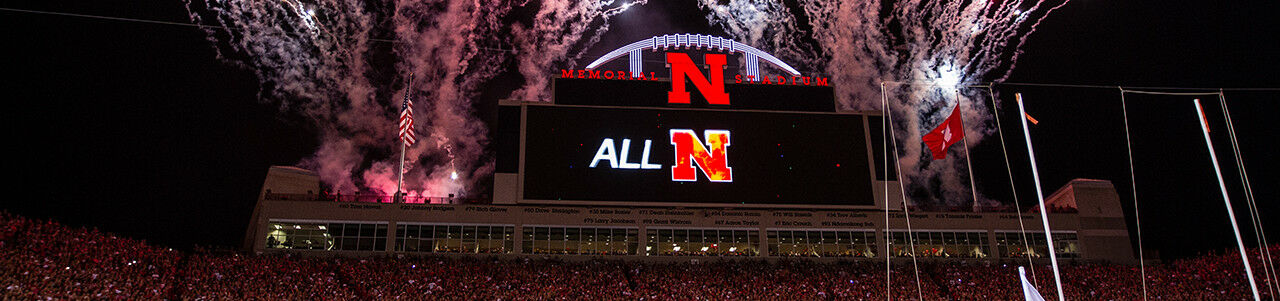 Rutgers Scarlet Knights at Nebraska Cornhuskers Football