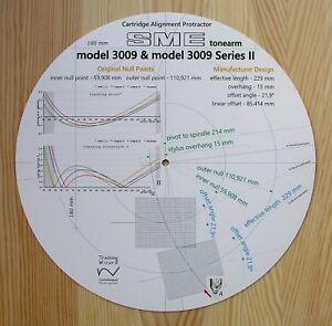 SME-3009-SERIE-I-amp-II-custom-progettato-BRACCIO-CARTUCCIA-allineamento-Goniometro