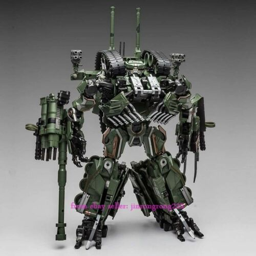 Perfect Weijiang Robot Force Armed Cannon Brawl Oversized Figure Model