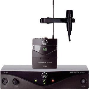 New-AKG-Perception-Wireless-lavalier-Presenter-Set-Best-Deal-eBay-Auth-Dealer