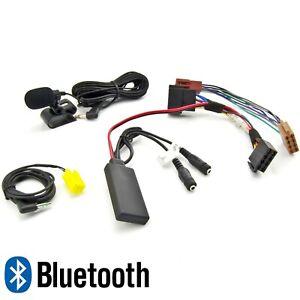 Freisprecheinrichtung-Bluetooth-Adapter-Musik-Aux-fuer-SMART-Fortwo-451-ab-2007