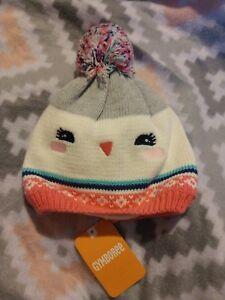 Gymboree-girls-enchanted-winter-penguin-hat-size-6-12-mos-nwt