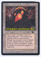 Mishra 's Workshop miscut top right Magic Antiquities original