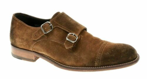 TO BOOT NEW YORK Shoes 9.5 Mens Suede Leather Dres