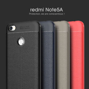 new arrival 7c142 7fc78 Details about Custodia Phone Case Per Xiaomi Redmi Note 5A Redmi 3S 4X Back  Cover TPU Silicone