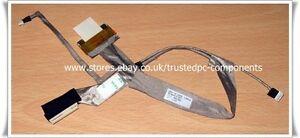 HP-Compaq-Presario-CQ60-Laptop-16-034-LCD-Cable-with-Camera-Connector-50-4AH15-001