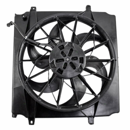NEW ADR Radiator Cooling Fan Assembly FOR 2002-2005 JEEP LIBERTY 2090116
