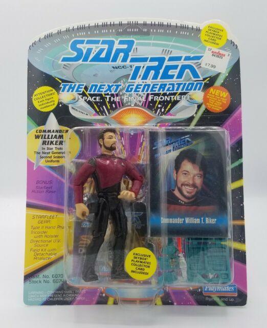 Star Trek The Next Generation Commander William Riker 5