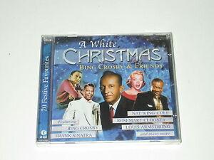 CD-SEALED-NEU-NEW-A-WHITE-CHRISTMAS-BING-CROSBY-amp-FRIENDS-K-TEL-ECD-3688