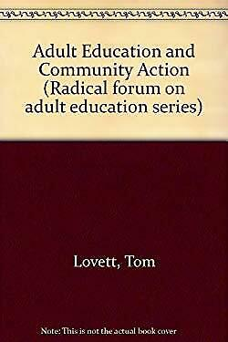 Adult Education and Community Action : Adult Education and Popular Social Moveme