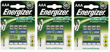 12 x AAA ENERGIZER 700mAh RECHARGEABLE ACCU BATTERIES 7638900268324 FREEPOST