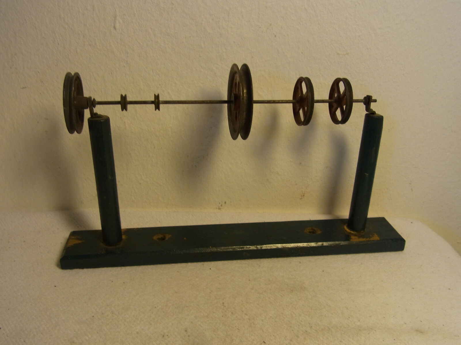 Antique German Steam Engine Transmission  BS