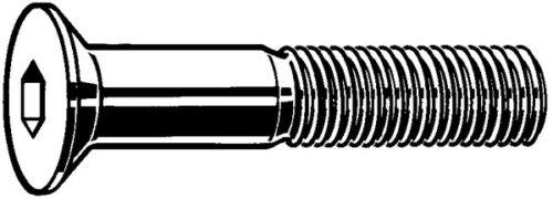 Senkkopfschrauben Stahl Innensechskant Senkkopf 10.9 DIN7991 M3 M24,