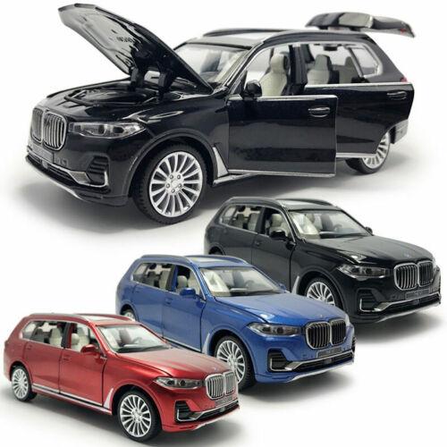 1//32 BMW X7 2019 SUV Die Cast Modellauto Auto Spielzeug Model Sammlung Pull Back