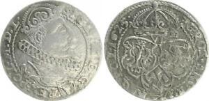 Polen-6-Groescher-1625-Sigismund-III-1587-1632-sehr-schoen-1