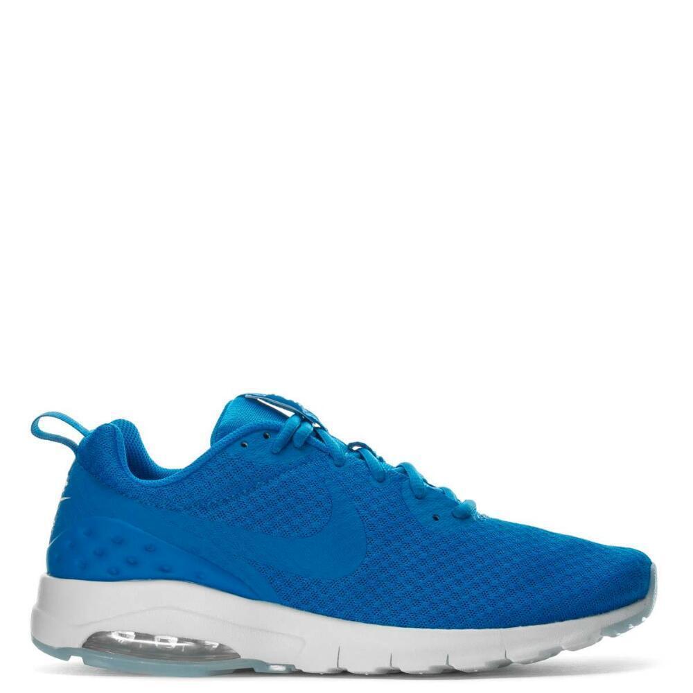 Nuevo Nike Air Max Motion LW-Para Hombre Air Nike Zapatos de entrenamiento Adultos-Azul y Blanco c3dfe2