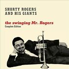 The Swinging Mr. Rogers by Shorty Rogers/Shorty Rogers & His Giants (CD, Sep-2011, Poll Winners Records)