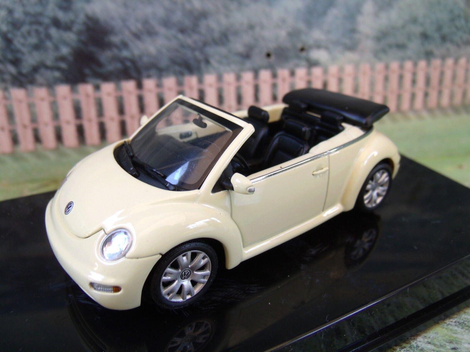 1   43 autoart autoart autoart vw new beetle cabrio 20c08a