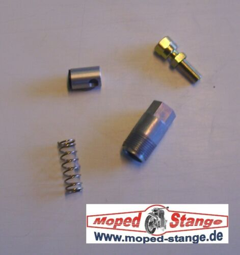 Simson Moped Reparaturset Vergaser BVF Choke Starter Gummi 19N 16N1 16N3 S51 usw