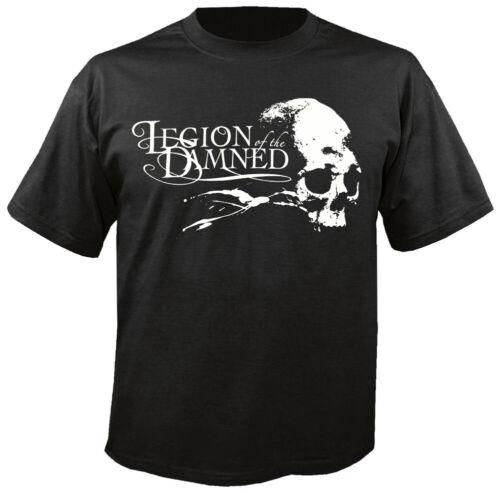 LEGION OF THE DAMNED T-Shirt Logo Skull