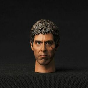 1-6-Scale-Scarface-Al-Pacino-Tony-Montana-Man-Headsculpt-F-12-034-Male-Figure-Body