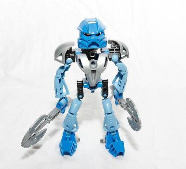 Lego 8570 Bionicle GALI NUVA Toa Nuva - 100% 100% 100% Complete Figure 45c6a4
