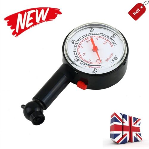 Tyre Pressure Gauge Suitable For All Types of Car And Bike Tyre ALL RIDECO00
