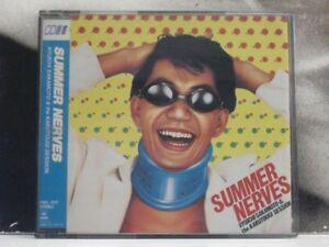 RYUICHI-SAKAMOTO-amp-THE-KAKUTOUGI-SESSION-SUMMER-NERVES-CD-LIKE-NEW-JAPAN
