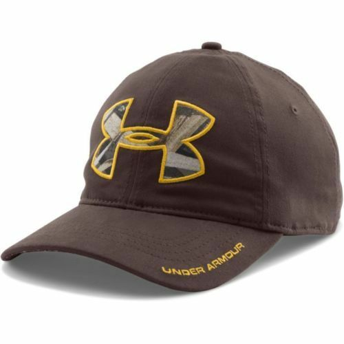 6e4abc1eb0ff9 Buy Under Armour Caliber Cap Hat Camo Realtree Max-5 Brown 1249393 Snap  Back Gg3 online