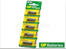 Original GP Ultra A27 12V Alkaline 27A High Voltage Cell Car Remote Battery 5pcs