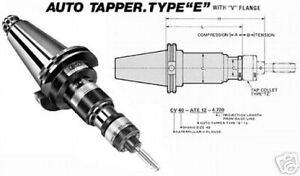 "3.5/"" Project NIKKEN BT40 QUICK CHANGE BILZ 1 TENSION COMPRESSION TAPPING HOLDER"