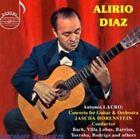 Lauro Conc.for Guitar/diaz von Horenstein,Diaz,Orch.sinf.venezuela (2012)