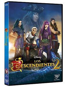 LOS-DESCENDIENTES-2-EDICION-DVD-NUEVO-SIN-ABRIR