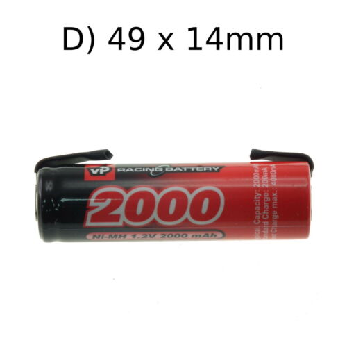 Batterie de remplacement brosse à dents toutes tailles BRAUN ORAL-B TRIUMPH PHILIPS COLGATE