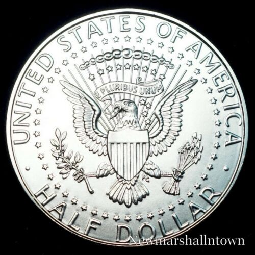 Coin from Bank Roll 1971 P Kennedy Half Dollar ~ U.S