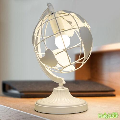 Modern Earth lamp LED Table Lamp Desk light Reading lamp bedroom Lighting