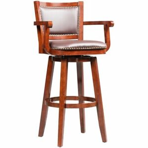 Super Details About Boraam Broadmoor 34 Faux Leather Swivel Extra Tall Bar Stool Unemploymentrelief Wooden Chair Designs For Living Room Unemploymentrelieforg