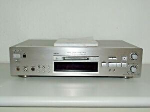 Sony MDS-JB980 High-End MiniDisc Recorder, Laser & Riemen NEU, BDA, 2J. Garantie