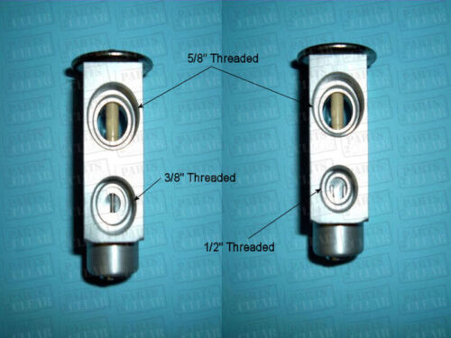 MERCEDES S-CLASS W126 500 SE SEL SLN 252 87-91 Expansion Valve Air Con A//C