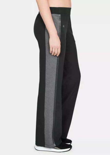 9c6ec797 Under Armour Storm Women's Sz Medium Woven Wide Leg Pants Black/gray 1321580